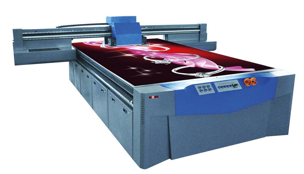 دستگاه چاپ فلت بد چیست